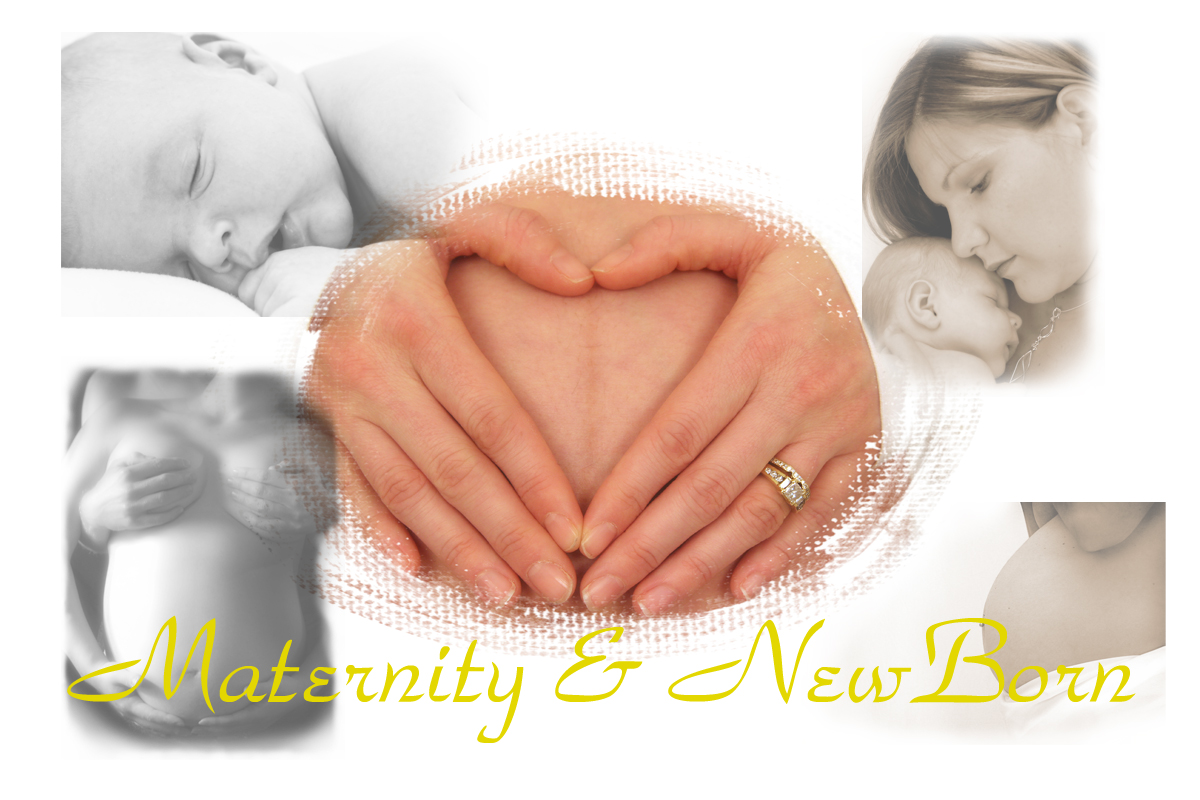 Maternity & New born photography
